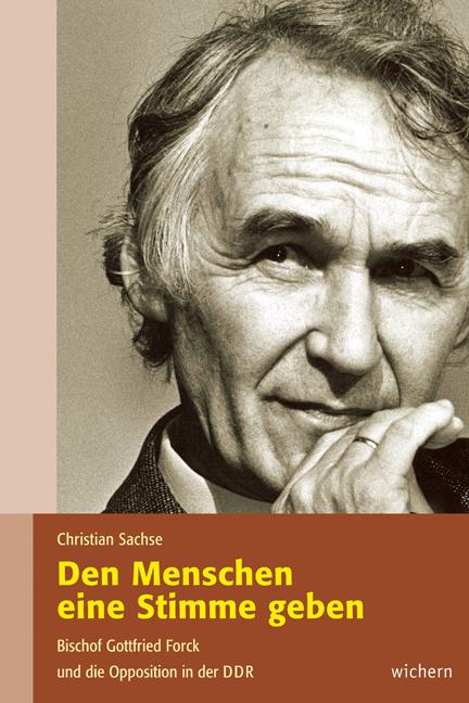 Gottfried Forck- Menschen eine Stimme