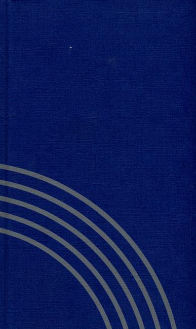 Gesangbuch Efalin blau