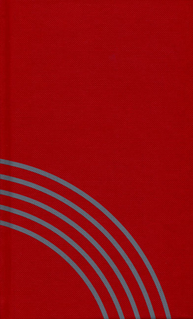 Gesangbuch Efalin rot Normalausgabe