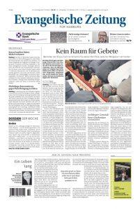 Evangelische Zeitung Hamburg - Leseprobe, die Evangelische Kirchenzeitung für Hamburg drei Wochen kostenlos und unverbindlich testen.