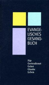 Gesangbuch für Mecklenburg Cryluxe blau