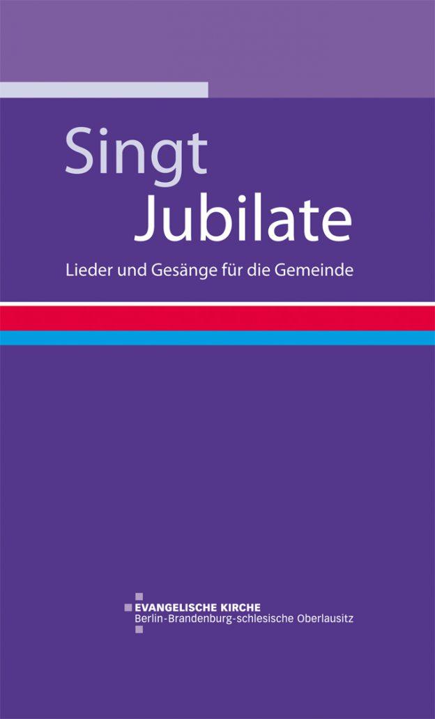 Gesangbuch Singt Jubilate