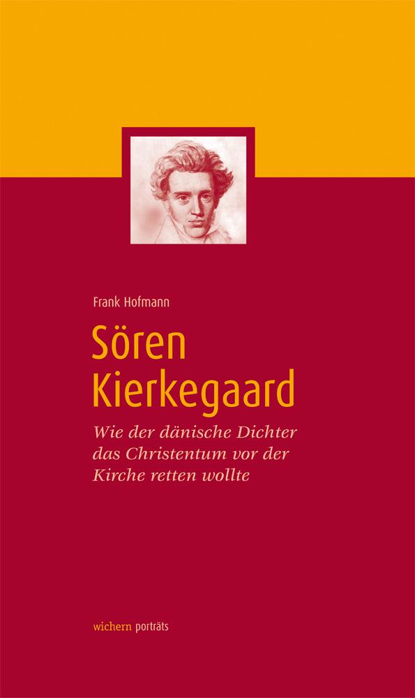Sören Kierkegaard von Frank Hofmann
