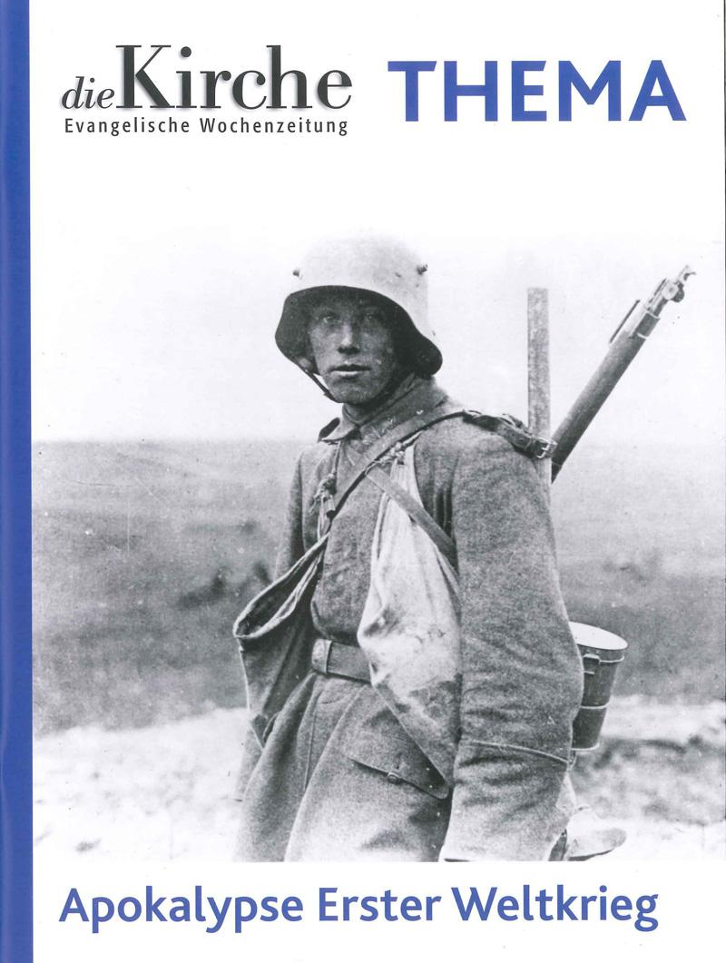 THEMA Apokalypse Erster Weltkrieg
