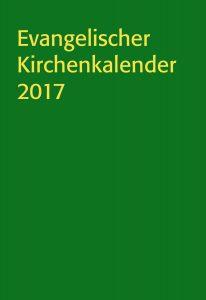 Evangelischer Kirchenkalender 2017