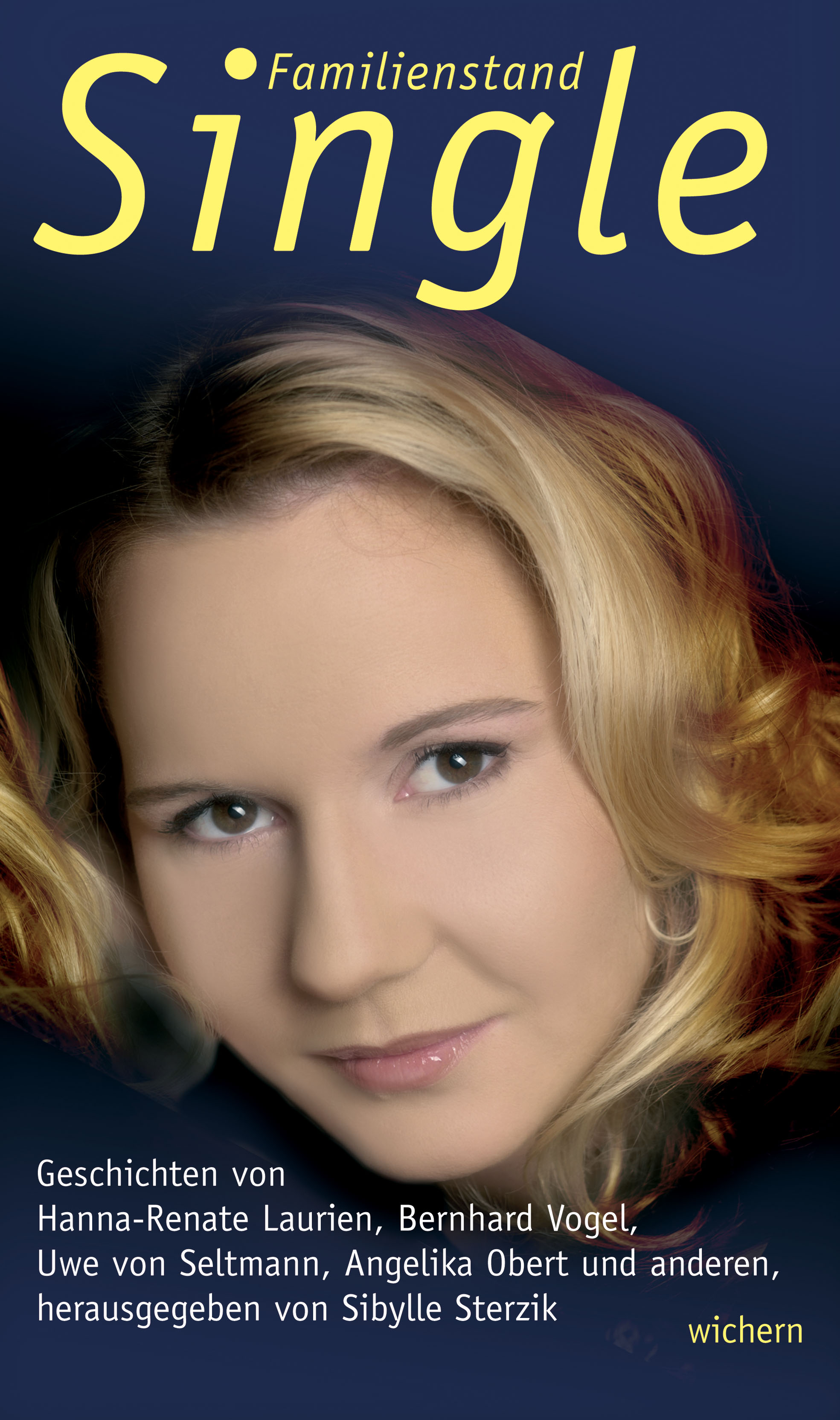 Sibylle Sterzik: Familienstand Single