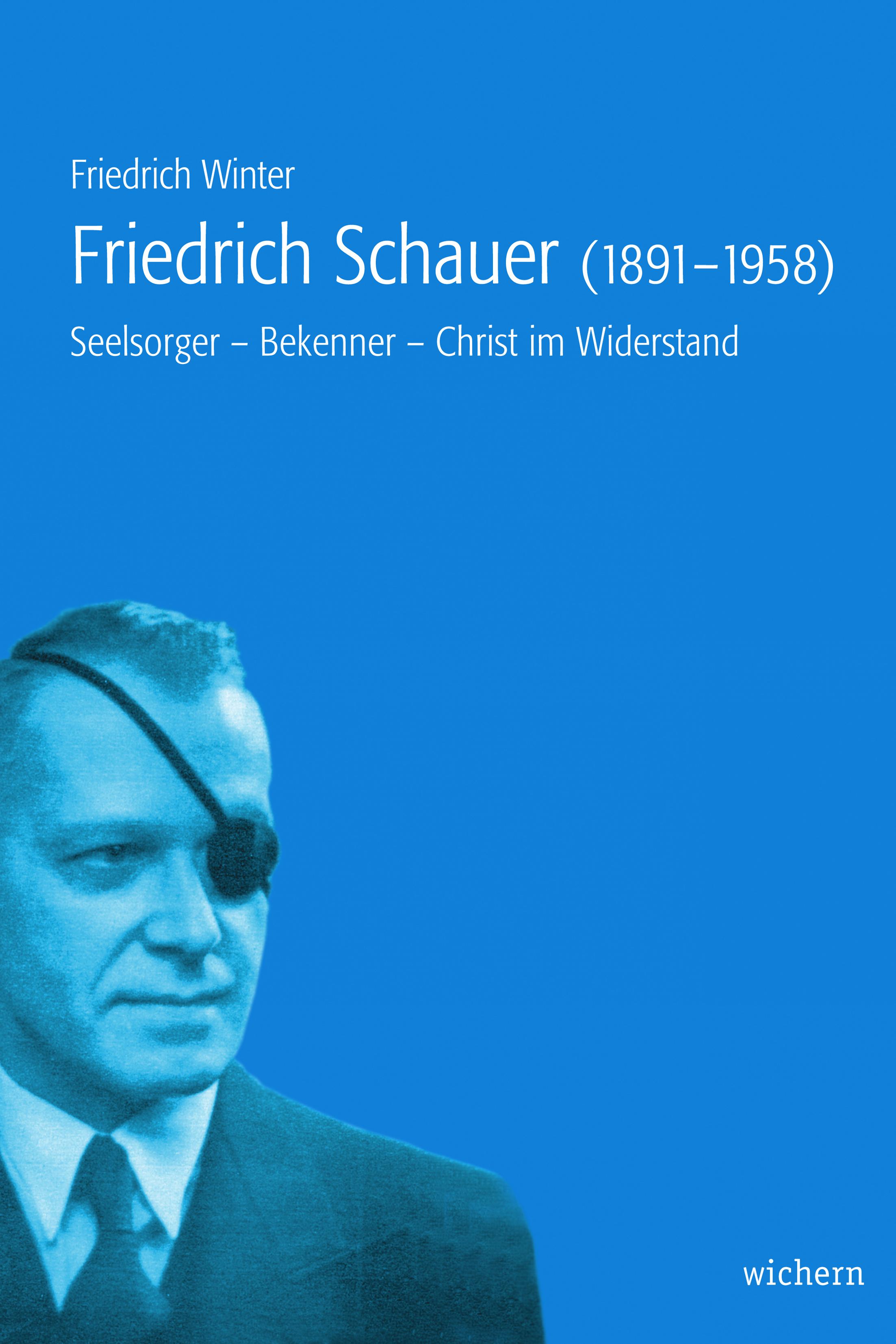 Friedrich Schauer (1891 - 1958)