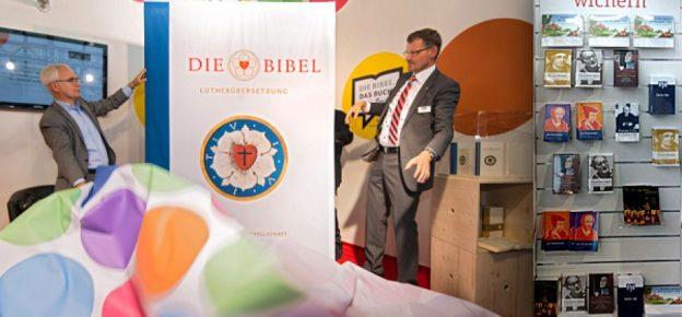 Der Wichern-Verlag auf der Buchmesse