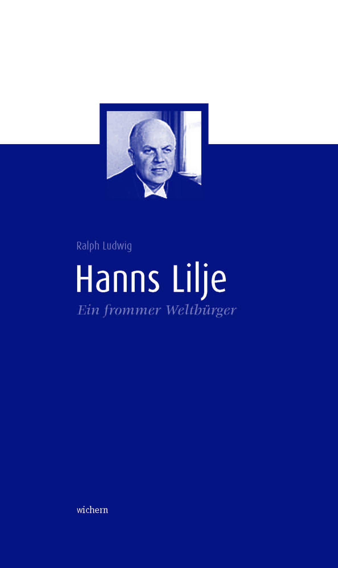 Hanns Lilje Rückblicke auf eine Haft
