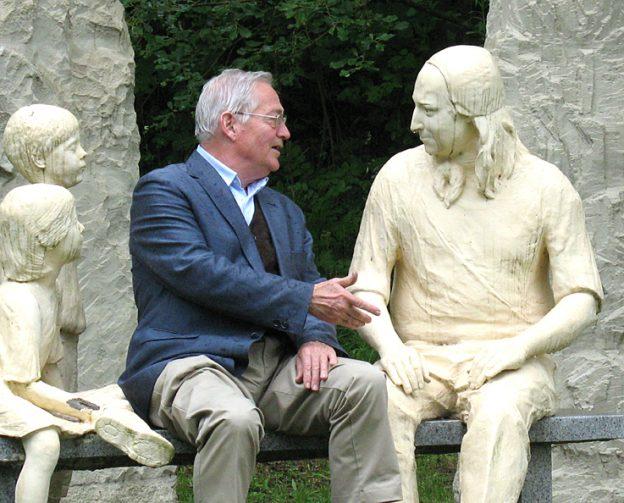 Ralph Ludwig und Nikolaus von Zinzendorf