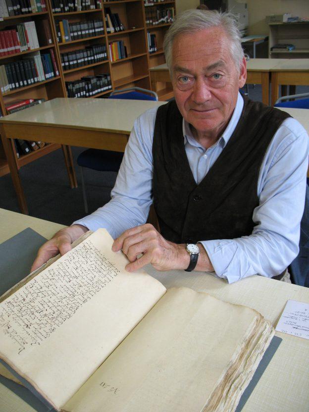Wir trauern um Ralph Ludwig Autor des Wichern-Verlages