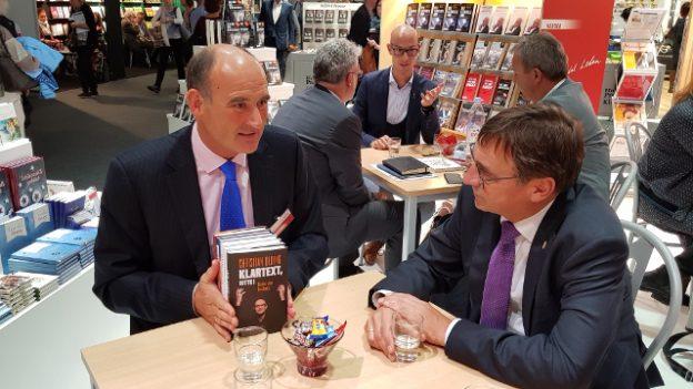 Buchmesse Frankfurt 2017 mit christlichen Verlagen