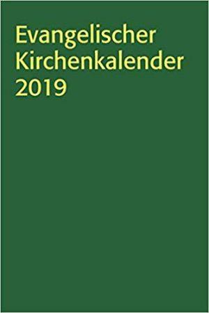 Kalender 2019 mit neuer Perikopenordnung jetzt lieferbar