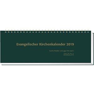 Evangelischer Tischkalender 2019